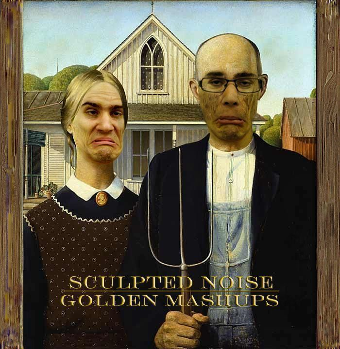 KMPLX011 - Sculpted Noise - Golden Mashups