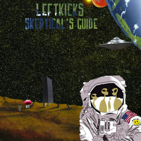 KMPLX023 Leftkicks - Skeptical's Guide